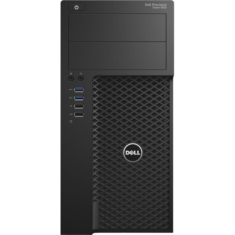 Image of Dell Preci T 3620 /Xeon E 3 1240 v 5 / 8 GB/ 256 GB SSD/Quadro K 620 /DVD RW/MUI W 7 Pro+W 10 /vPro/ 1 Yr NBD YYX5G