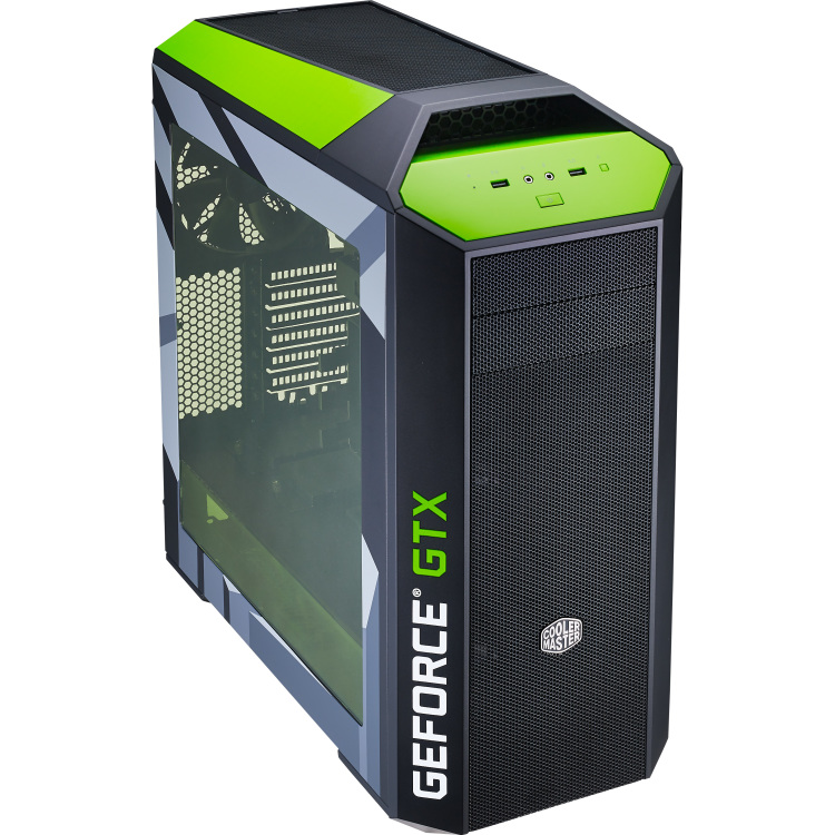 Productafbeelding voor 'Master Case 5 Pro Nvidia Edition'