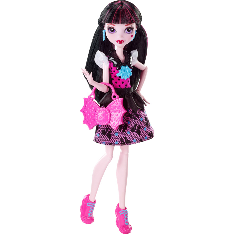Monster High - First Day Of School - Draculaura