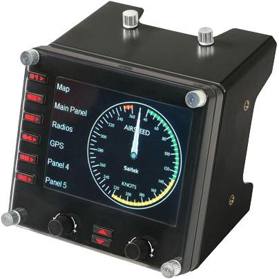 Log Saitek PRO Flight Instrument Panel S