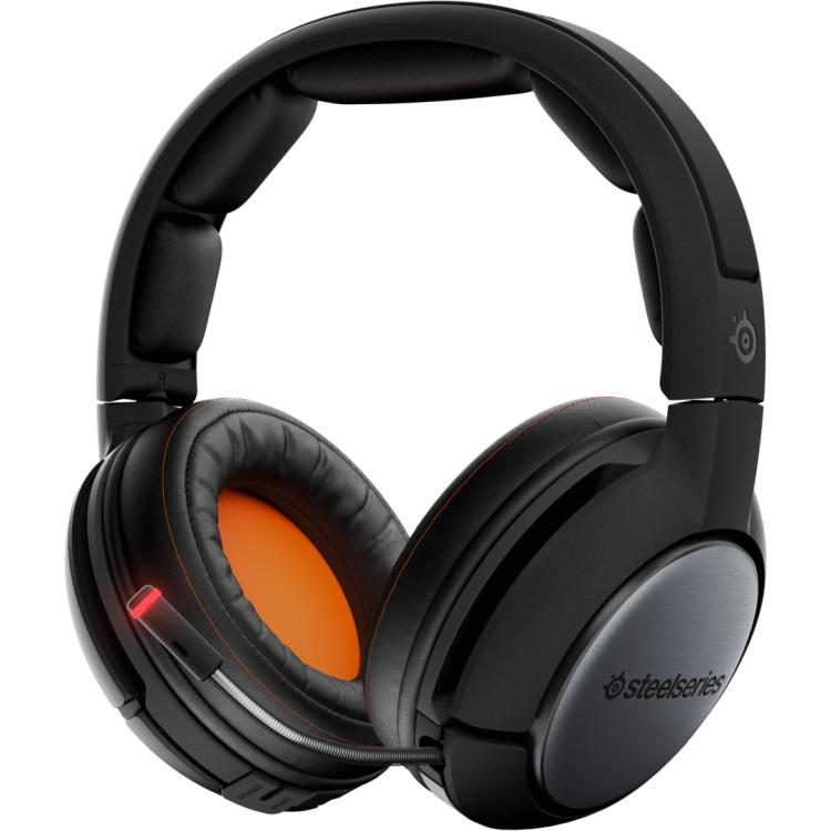 Steelseries SteelSeries, Siberia 840 Headset (Black) (61230)