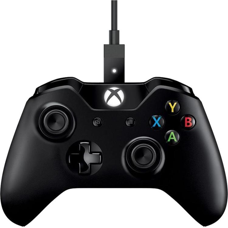 Xbox controller + kabel voor windows