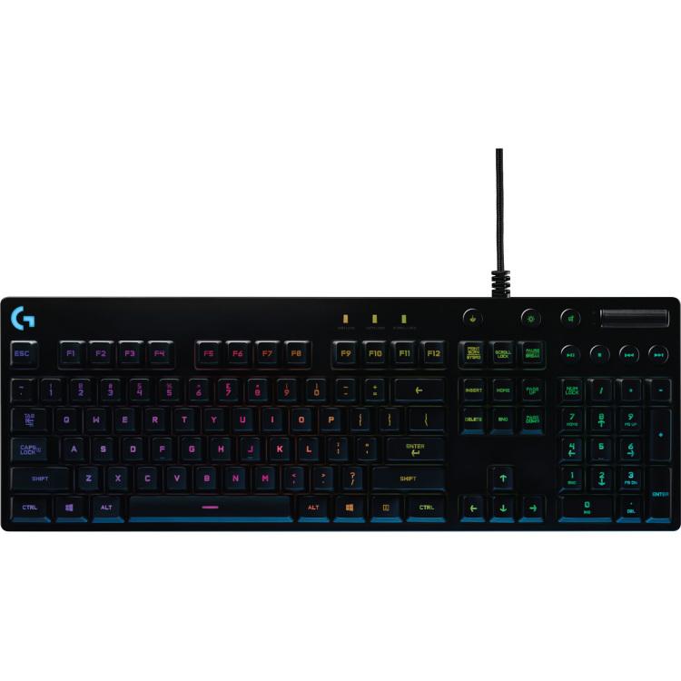 Image of G810 Orion Spectrum RGB gaming toetsenbord