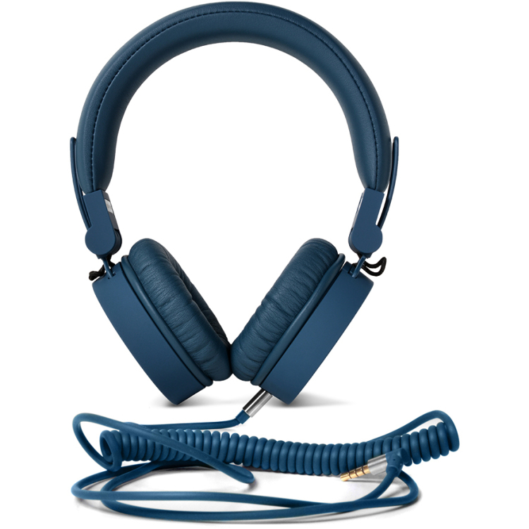 Caps Headphone Indigo