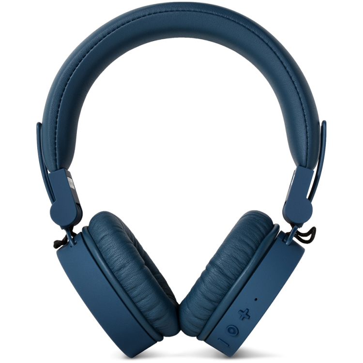 Bluetooth Caps Headphone Indigo