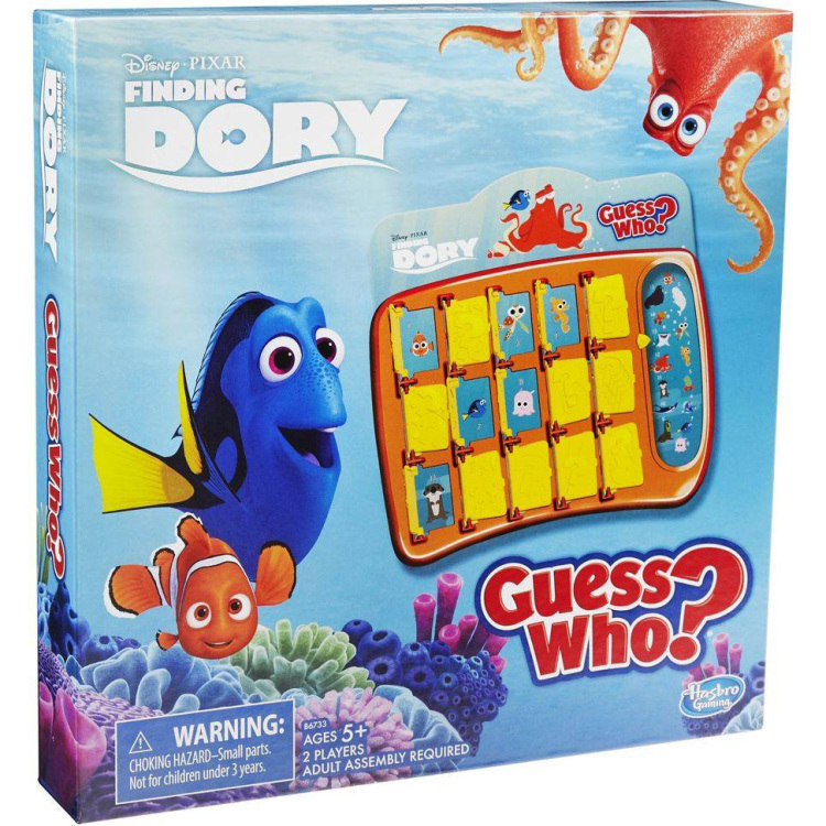 Image of Disney Pixar Finding Dory Guess Who?