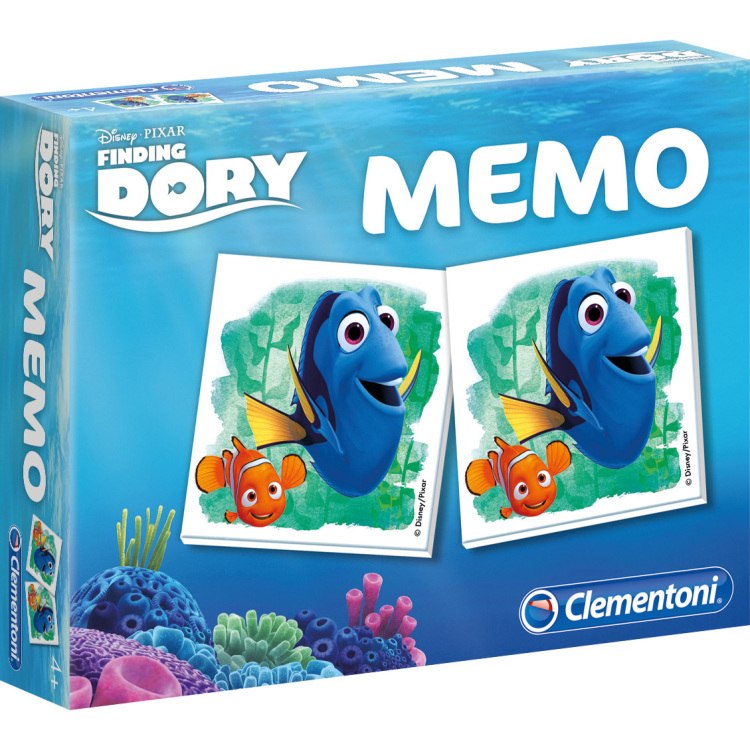 Image of Clementoni Finding Dory Memo