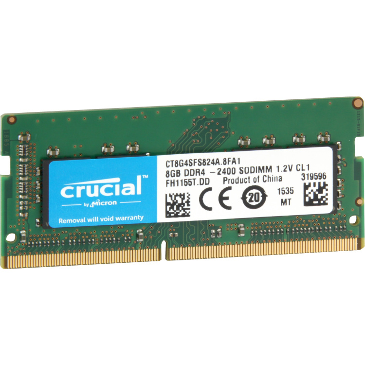 Image of 8GB DDR-2400