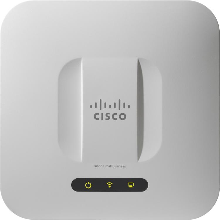 Cisco AP-Single Radio 450Mbps w-PoE 802.11n