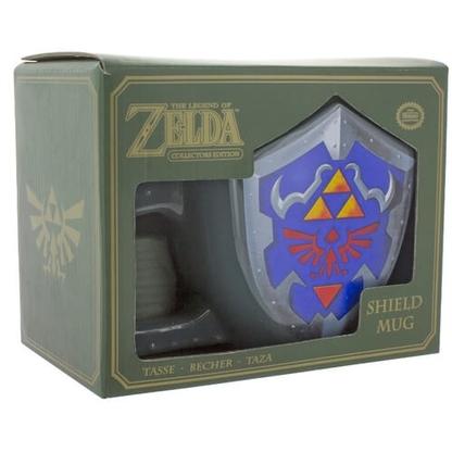 Zelda Mok Schild
