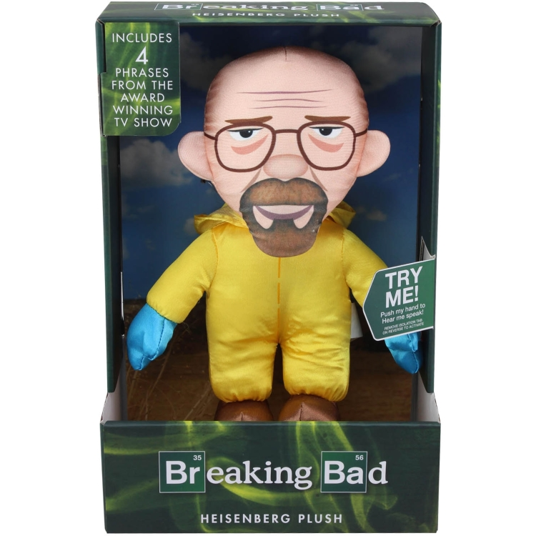 Image of Breaking Bad: Heisenberg Talking Plush
