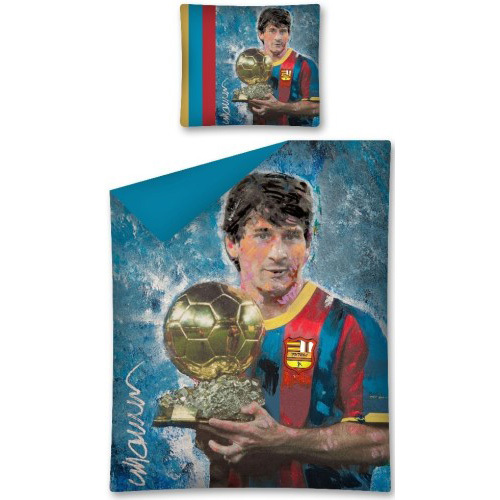 Image of B Messi Art Dekbedovertrek, 140 X 200