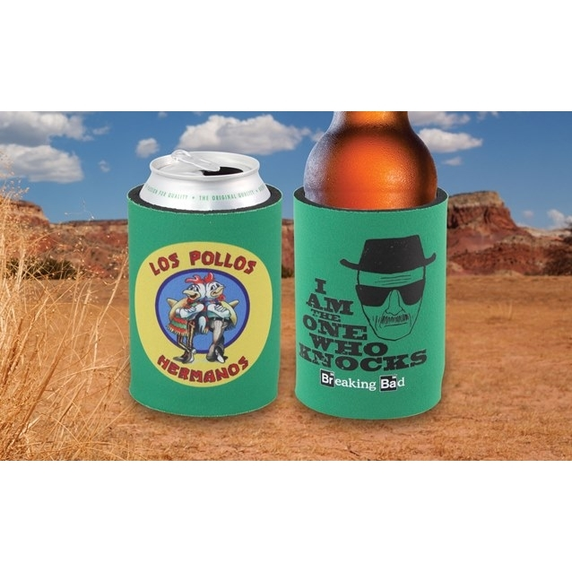 Image of Breaking Bad: Beer Coolers (Pack Of 2)