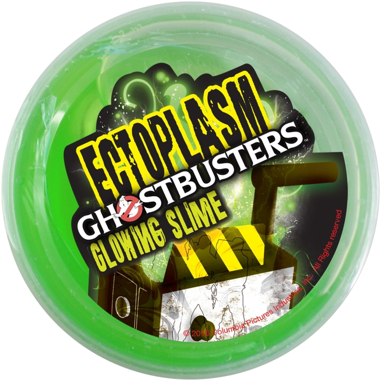 Image of Ghostbusters: Ectoplasm Glowing Slime