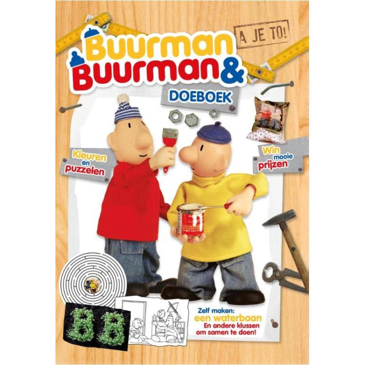 Image of Buur Doeboek Buurman En Buurman