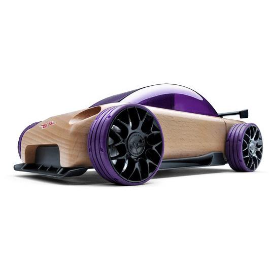 Image of C9-R Sportscar - Paars