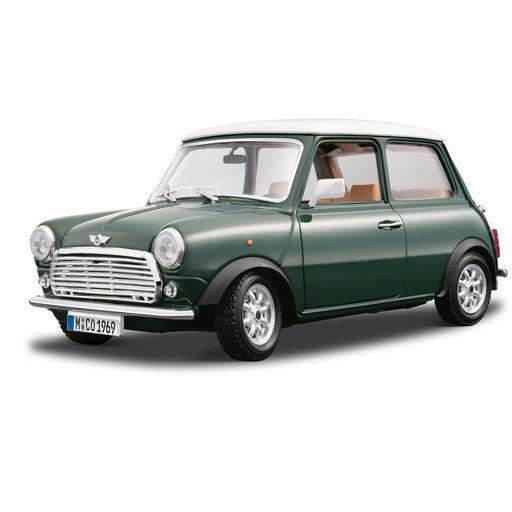 Image of Bburago Mini Cooper 1969 (1:18)