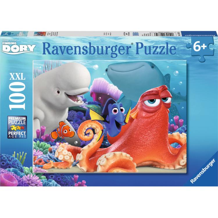 Ravensburger Disney Finding Dory puzzel 100 stukjes