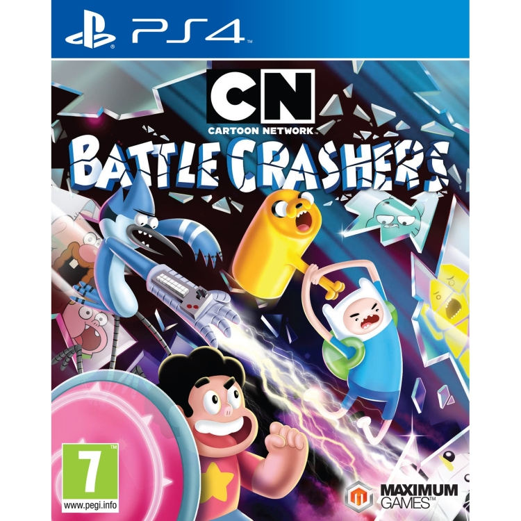 Image of 505 Games Cartoon Network, Battle Crashers PS4