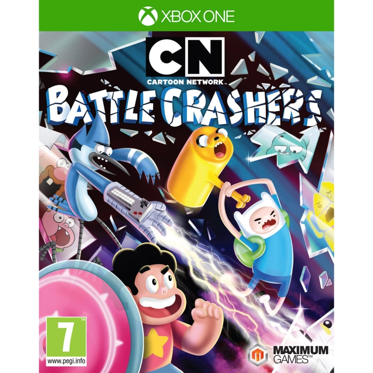 Image of 505 Games Cartoon Network, Battle Crashers Xbox One