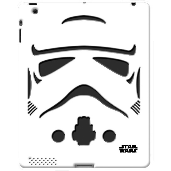 Star Wars Stormtrooper Moulded Ipad Case
