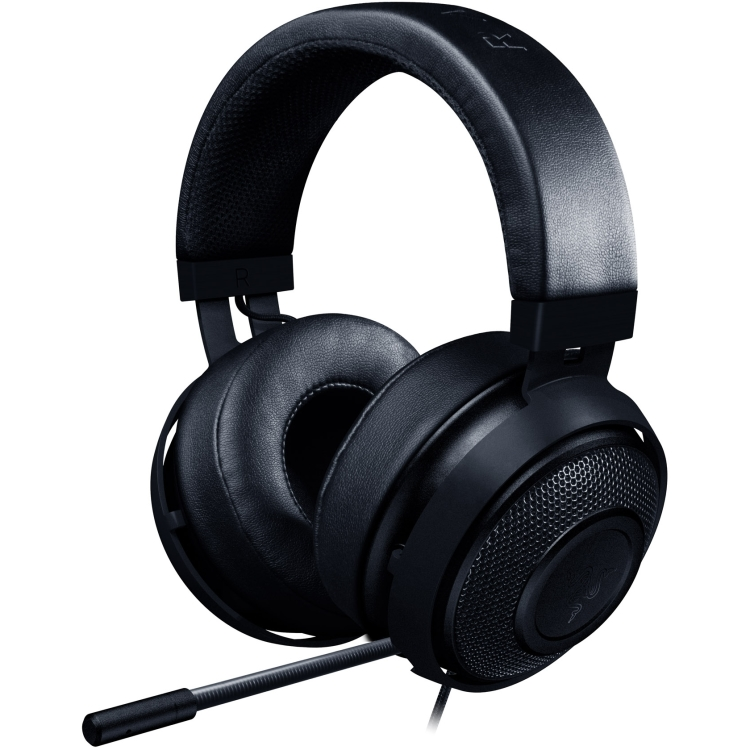 Razer Kraken Pro V2 Gaming Headset Black (2 Year Warranty)
