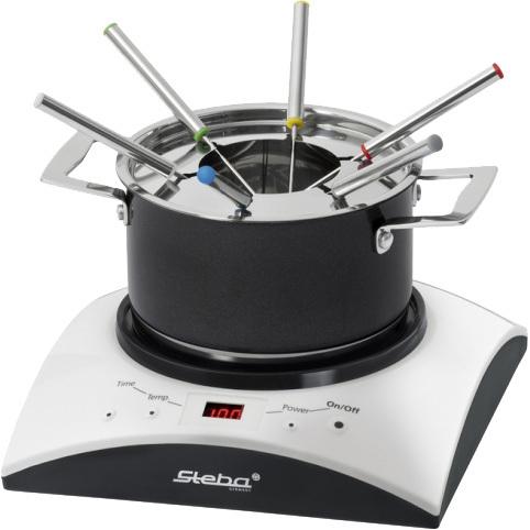 Steba Inductiefondue met wok IK11S