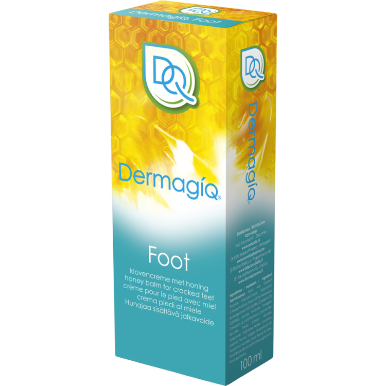 Image of Foot Klovencrème, 100 Ml