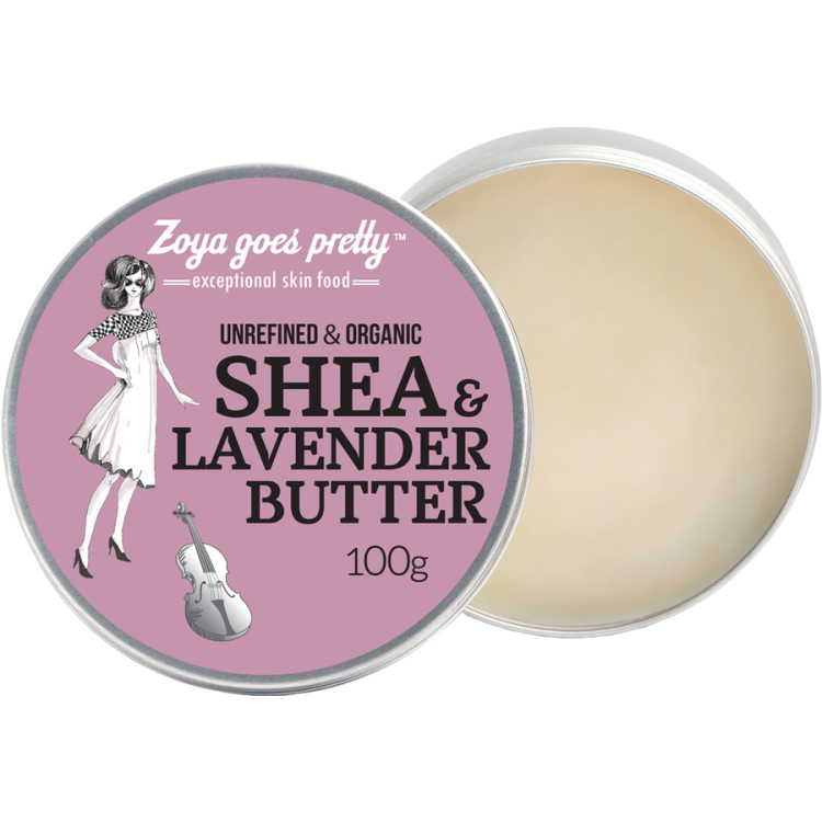 Image of Shea & Lavender Butter, 100 G