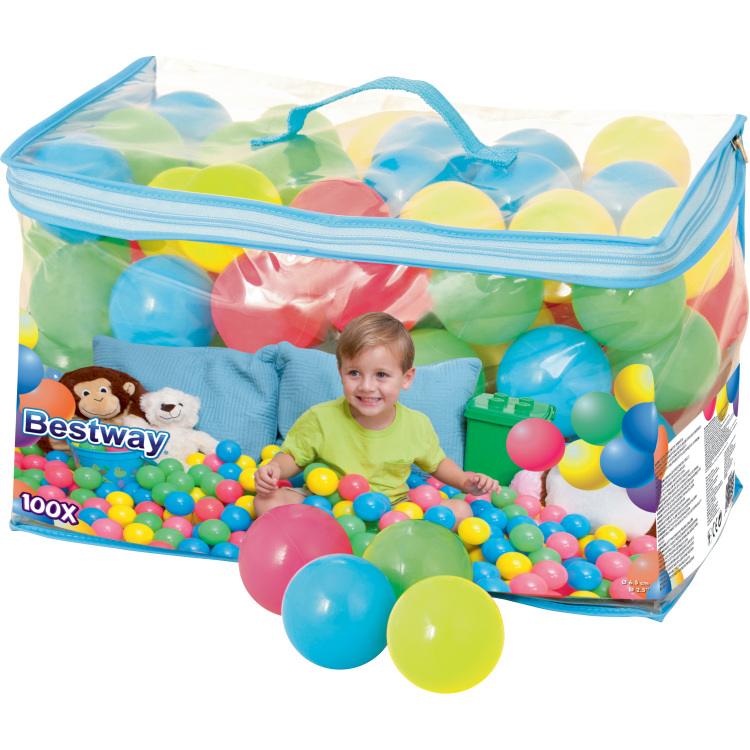Speelgoed Splash Play 100 plastic ballen