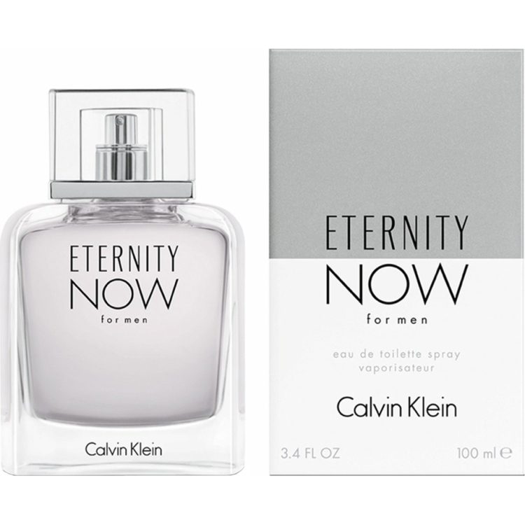 Image of Calvin Klein - Eternity Now for Men Eau de toilette - 100ml