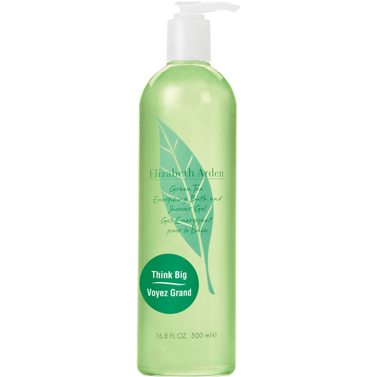 Image of Elizabeth Arden - Green Tea - douchegel - 500ml