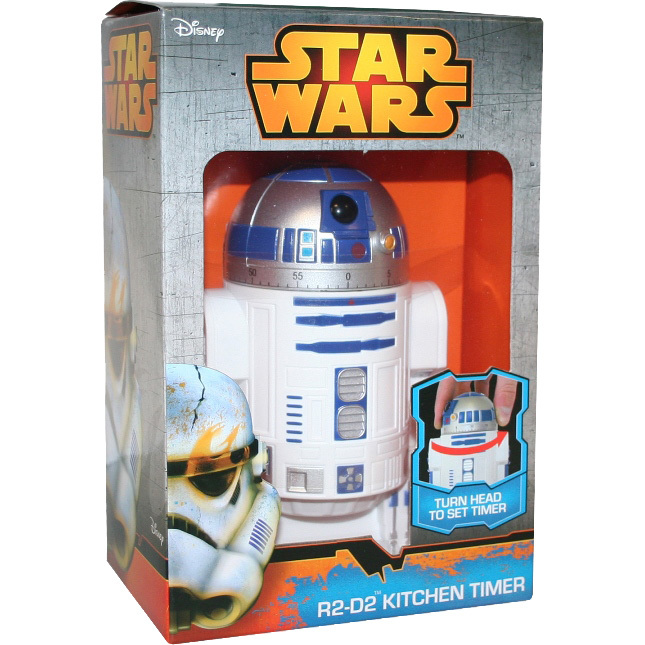 Productafbeelding voor 'Star Wars: R2D2 Kitchen Timer'