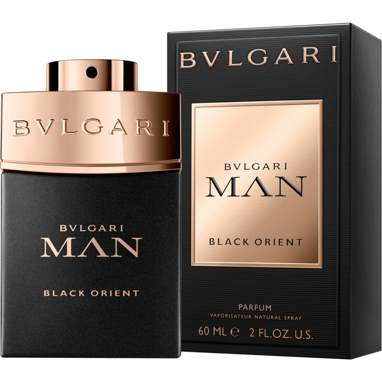 Image of Bvlgari - Man Black Orient - edp spray - 60ml