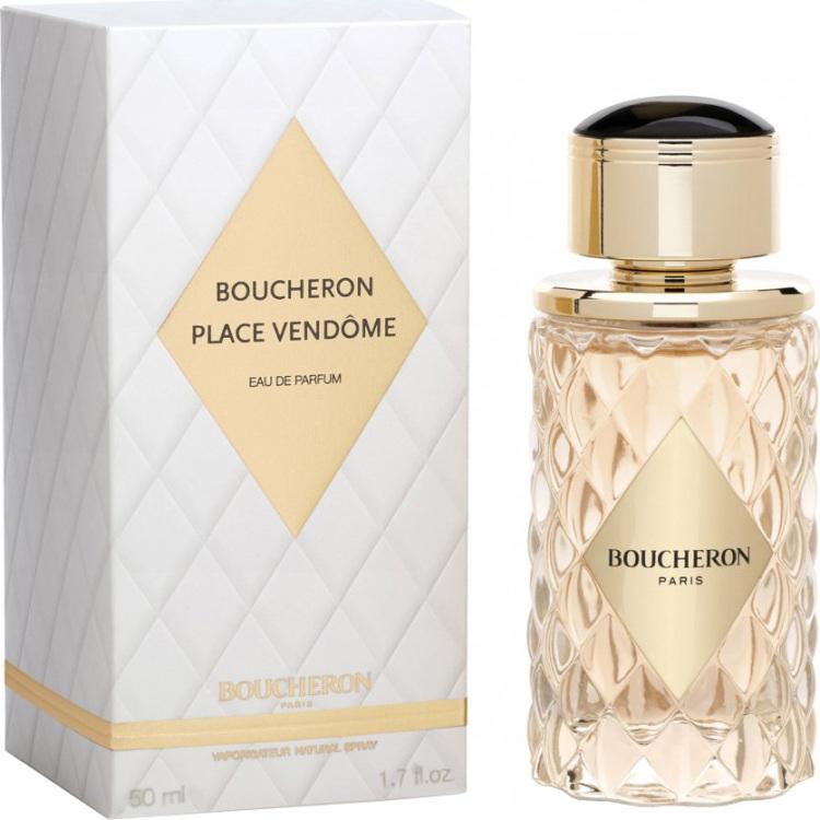 Image of Boucheron - Place Vendôme Eau de parfum 50ml