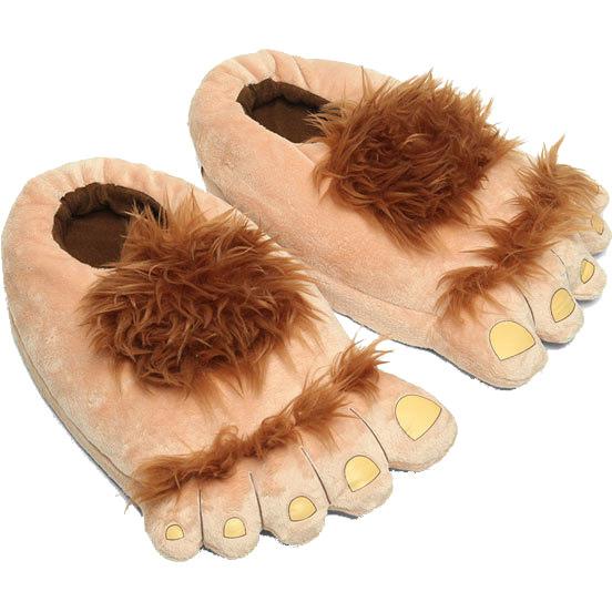 Productafbeelding voor 'Furry Adventure Pantoffels'