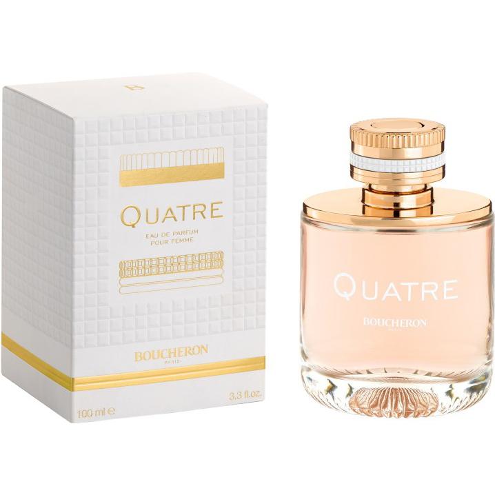Image of Boucheron - Quatre Women Eau de parfum - 100ml