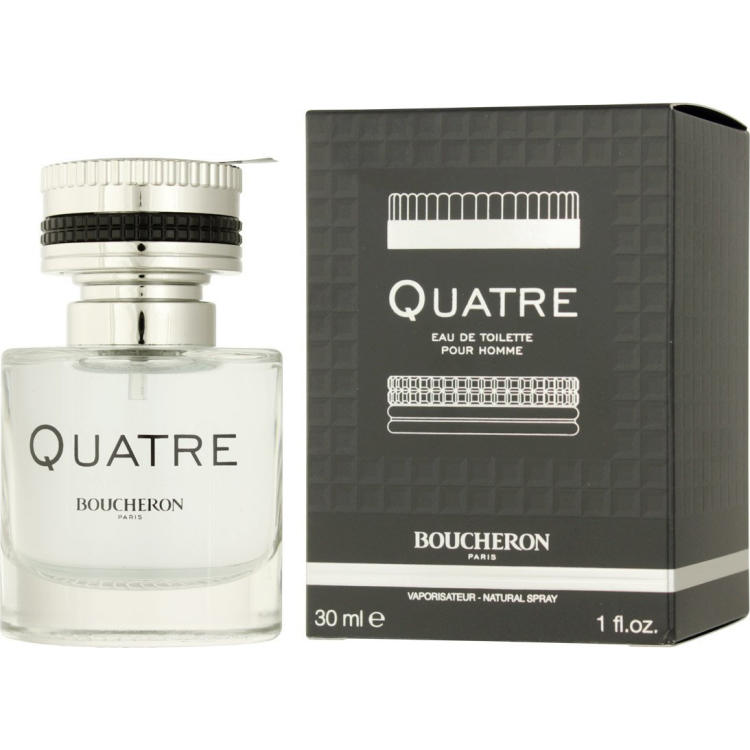 Image of Boucheron - Quatre Men Eau de toilette - 30ml