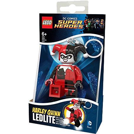 Dc Super Heroes - Harley Quinn Sleutellampje