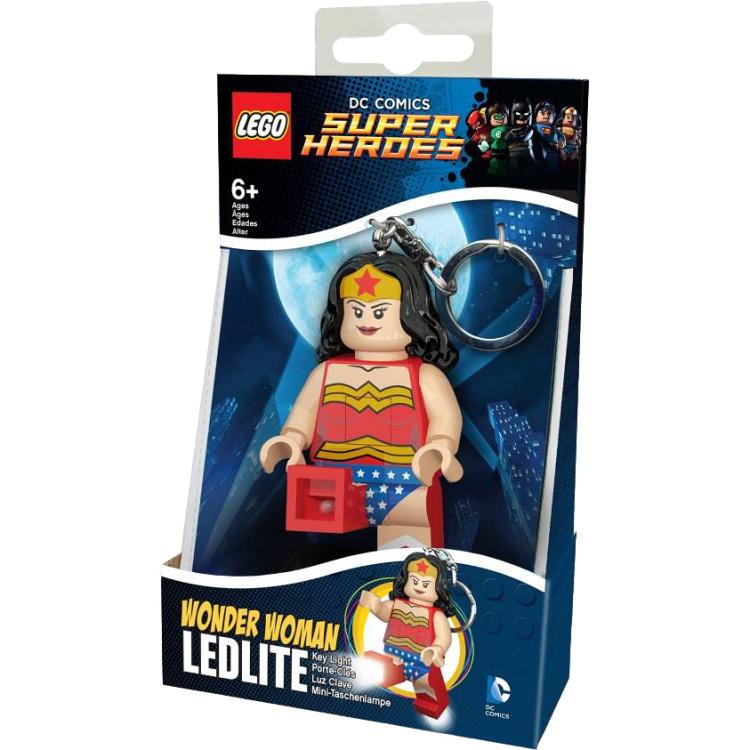 Dc Super Heroes - Wonder Woman Sleutellampje