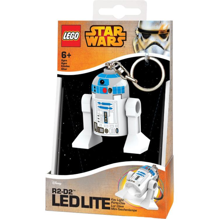 Productafbeelding voor 'Star Wars - R2-D2 sleutellampje'