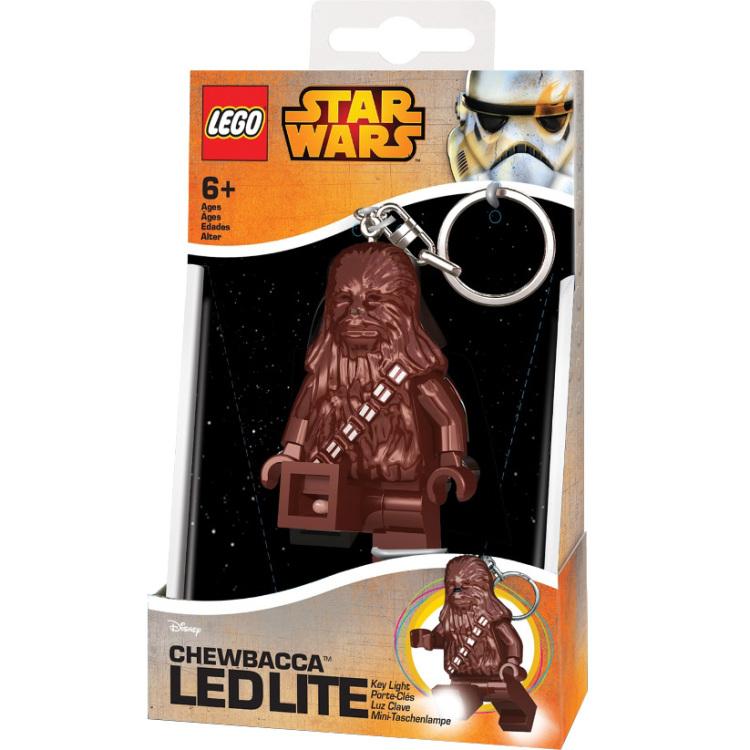 Productafbeelding voor 'Star Wars - Chewbacca sleutellampje'