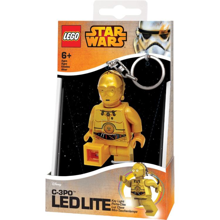 Productafbeelding voor 'Star Wars - C-3PO sleutellampje'