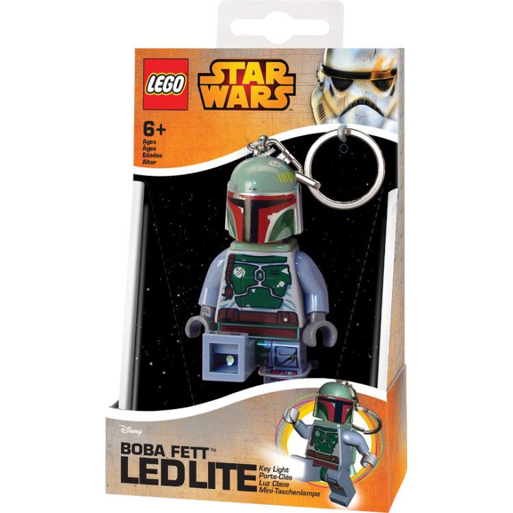 Productafbeelding voor 'Star Wars - Boba Fett Key sleutellampje'