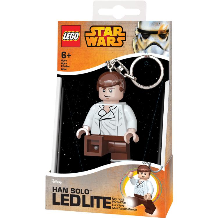 Productafbeelding voor 'Star Wars - Han Solo sleutellampje'