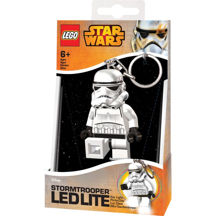 Productafbeelding voor 'Star Wars - Stormtrooper sleutellampje'