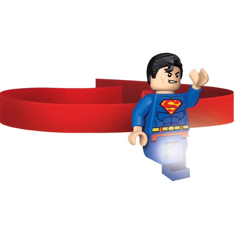 Productafbeelding voor 'DC Comics Super Heroes - Superman Hoofdlamp'