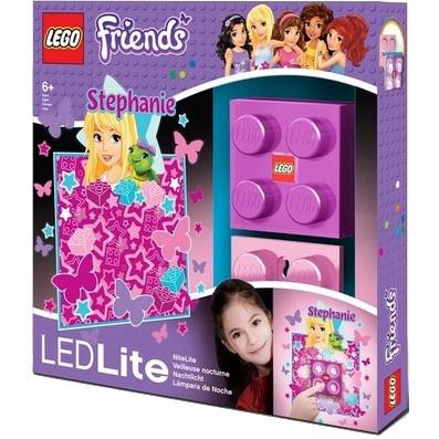 Productafbeelding voor 'Friends - Stephanie LED nachtlampje'