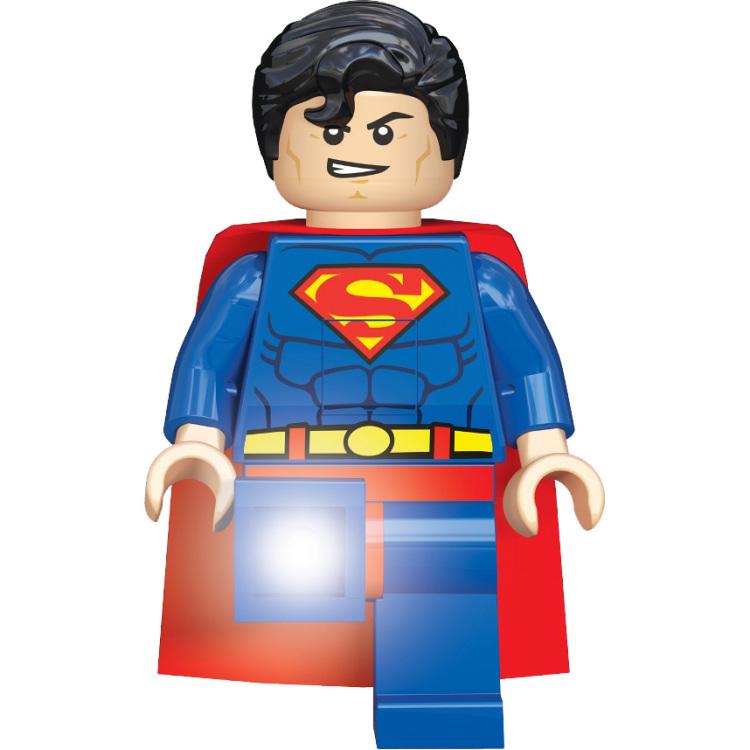 Productafbeelding voor 'DC Comics Super Heroes - Superman Zaklamp'