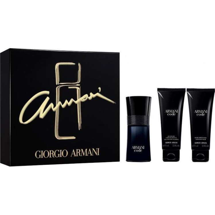 Image of Armani - Code pour Homme - giftset - 200ml